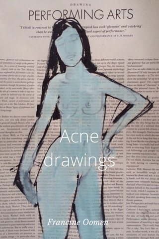 Acne drawings Francine Oomen