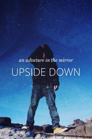 UPSIDE DOWN an adveture in the mirror