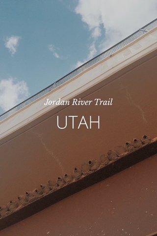 UTAH Jordan River Trail
