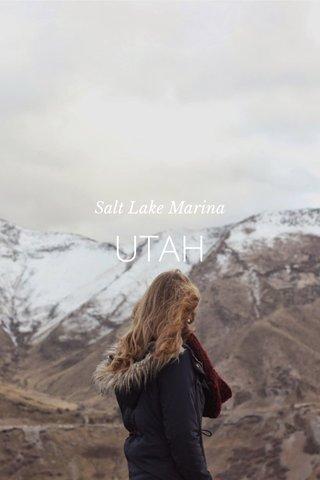UTAH Salt Lake Marina