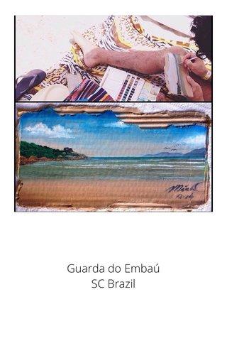 Guarda do Embaú SC Brazil