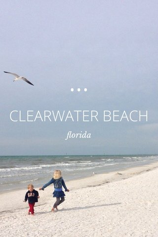 ••• CLEARWATER BEACH florida
