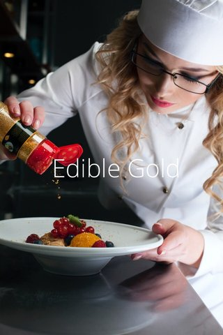 Edible Gold