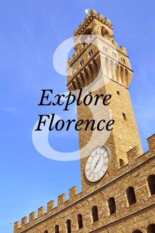 3 Explore Florence