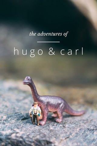 hugo & carl the adventures of