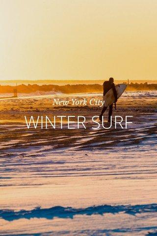 WINTER SURF New York City