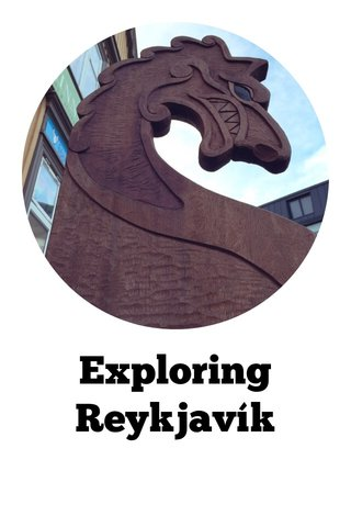 Exploring Reykjavík