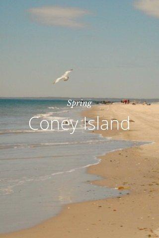 Coney Island Spring