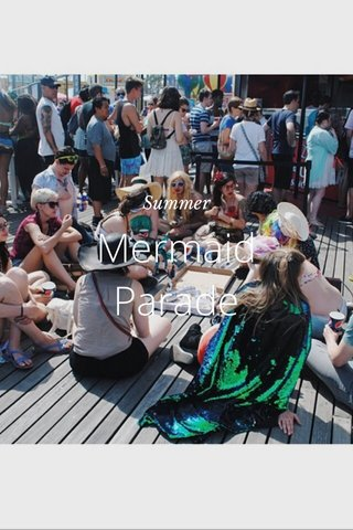 Mermaid Parade Summer