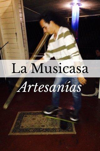 Artesanías La Musicasa