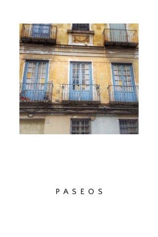 PASEOS