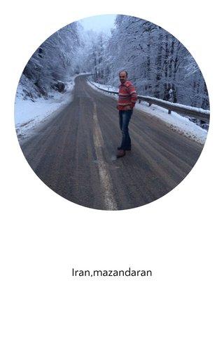 Iran,mazandaran