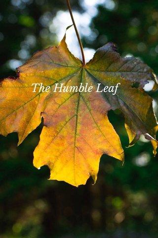 The Humble Leaf