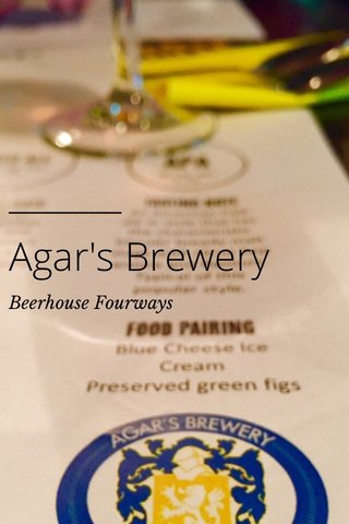 Agar's Brewery Beerhouse Fourways