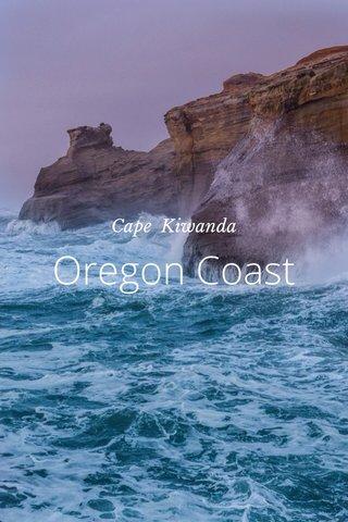 Oregon Coast Cape Kiwanda
