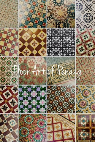 Floor Art of Penang