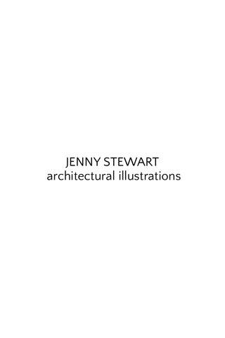JENNY STEWART architectural illustrations