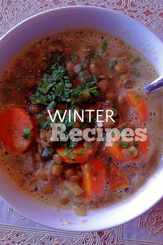 Recipes WINTER