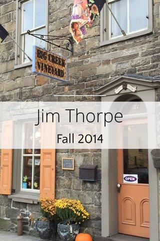Jim Thorpe Fall 2014