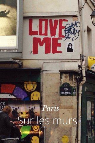 Sur les murs Paris