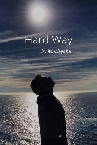 Hard Way by Matisyahu