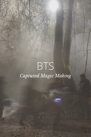 BTS Captured Magic Making