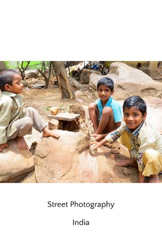 Street Photography India