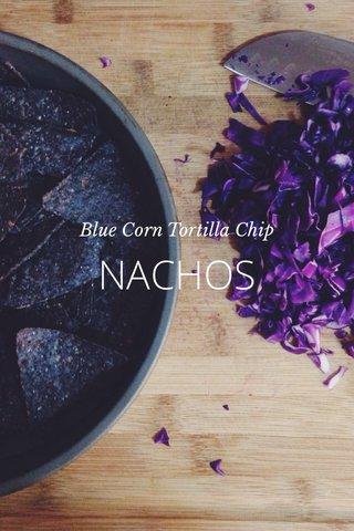 NACHOS Blue Corn Tortilla Chip