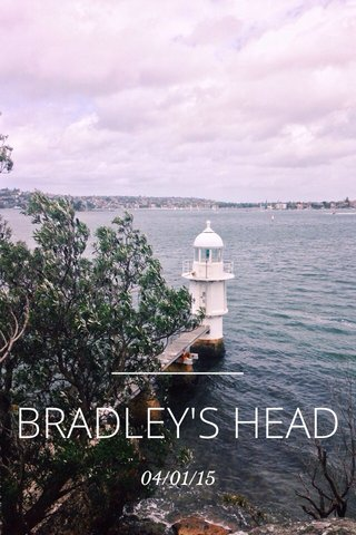 BRADLEY'S HEAD 04/01/15