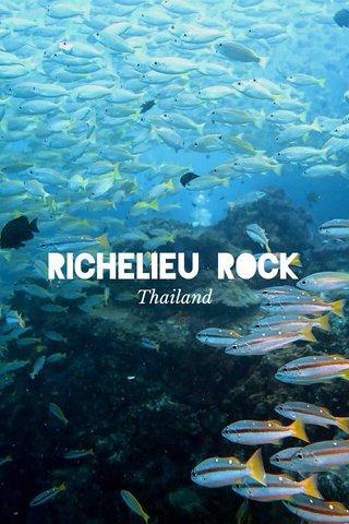 RICHELIEU ROCK Thailand