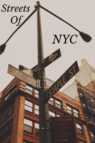 NYC Streets Of
