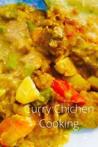 Curry Chichen Cooking