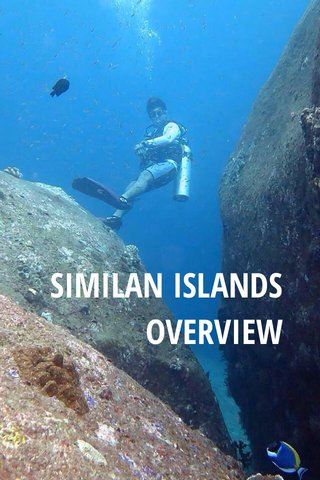 SIMILAN ISLANDS OVERVIEW