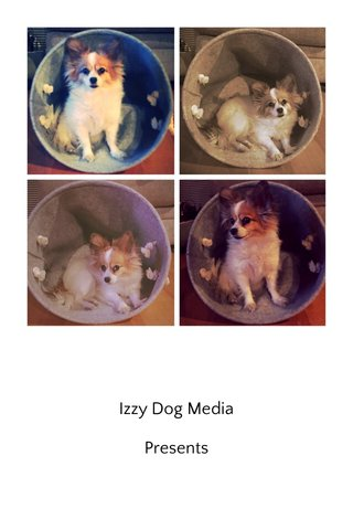 Izzy Dog Media Presents