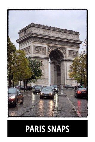 PARIS SNAPS