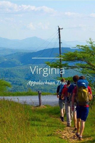 Virginia Appalachian Trail