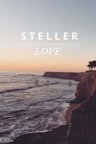 STELLER LOVE >>>>>>>>>>>>>>>>>>>>> >>>>>>>>>>>>>>>>>>>>>