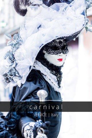 carnival VENICE | Italy
