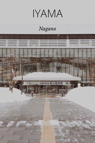IYAMA Nagano