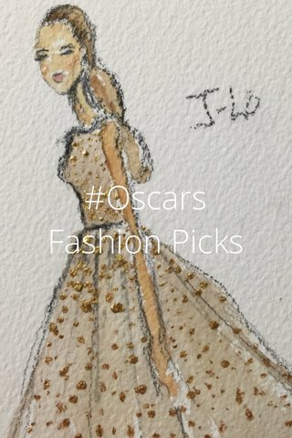 #Oscars Fashion Picks