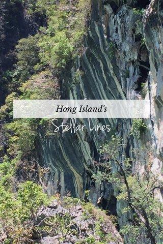 Stellar Lines Hong Island's