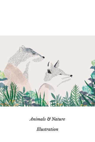 Animals & Nature Illustration