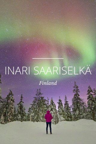 INARI SAARISELKÄ Finland