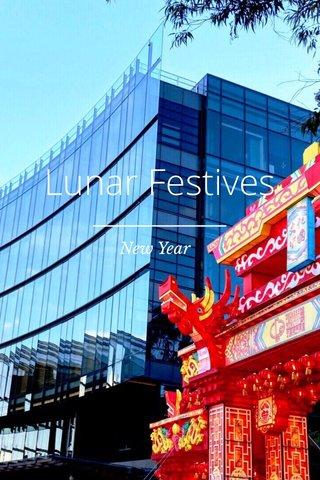 Lunar Festives New Year