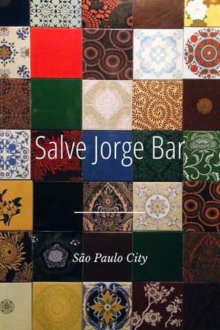 Salve Jorge Bar São Paulo City