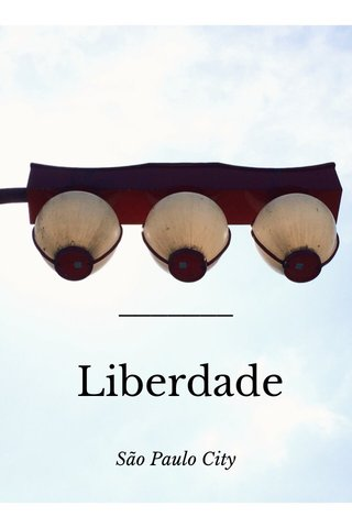 Liberdade São Paulo City