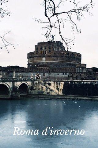 Roma d'inverno