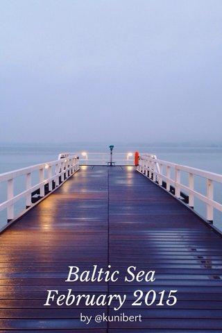 Baltic Sea February 2015