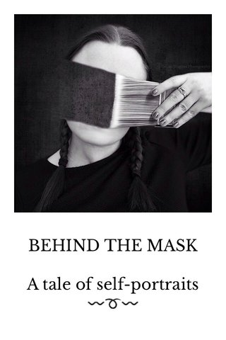 BEHIND THE MASK A tale of self-portraits 〰➰〰