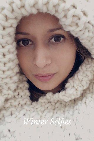 Winter Selfies